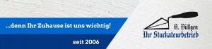 A. Düllgen - Meisterbetrieb Stuck, Trockenbau, Estrich, Tadelakt und mehr
